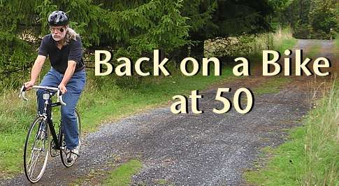 Back on a Bicycle at 50