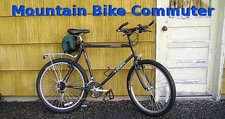 Mountain Bike Commuter