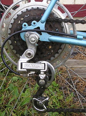 Rear Derailer