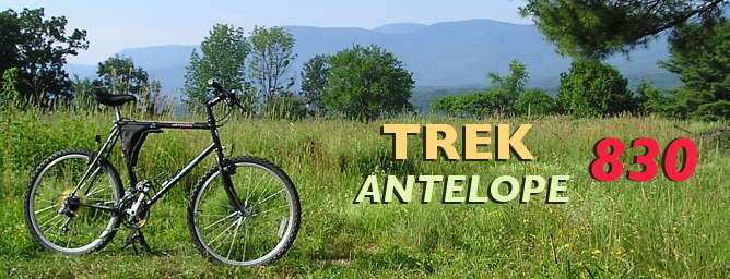Trek Antelope 830 Mountain Bike