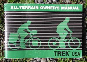 1992 Trek Antelope 830
